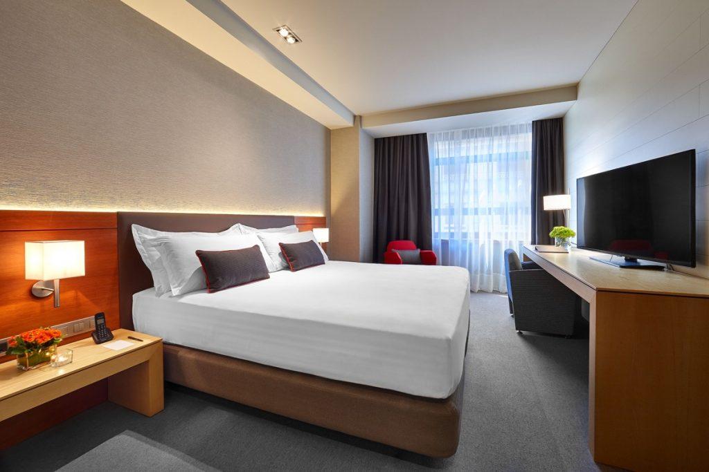 Superior Double Rooms Bilbao