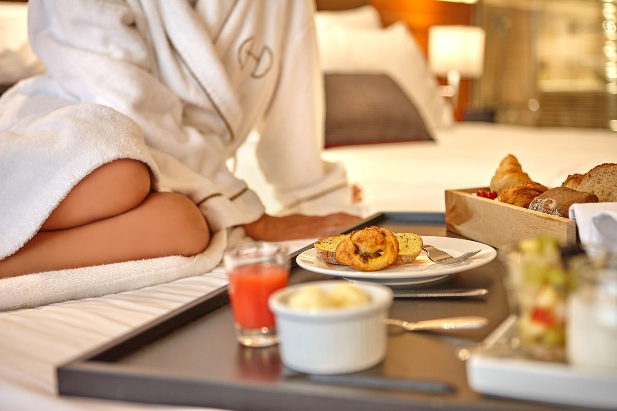 Nuestra gastronom a gran hotel domine bilbao - Restaurante hotel domine bilbao ...