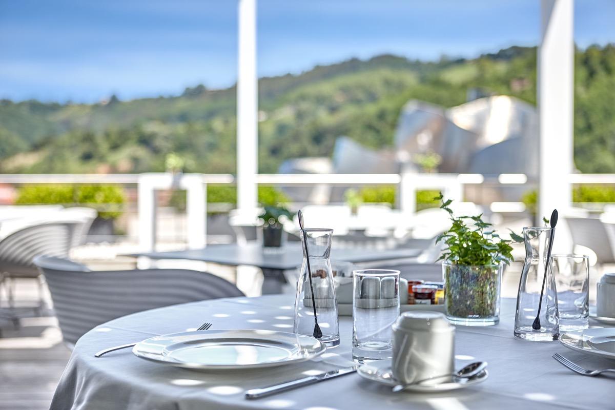 Dining Gran Hotel Domine Bilbao